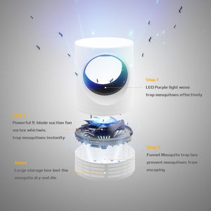 USB LED Mosquito Killer Lamp