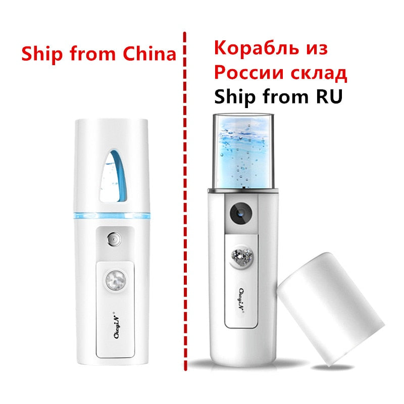 Ultrasonic Skin Cleaner