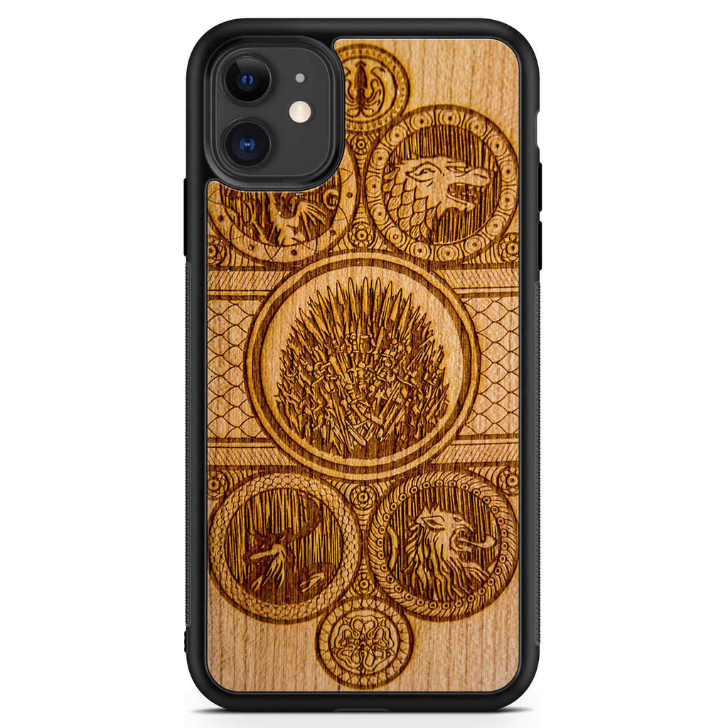 Game of Thrones Wooden Case
