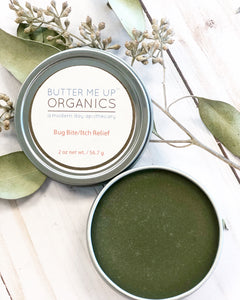 Organic Anti Itch Cream