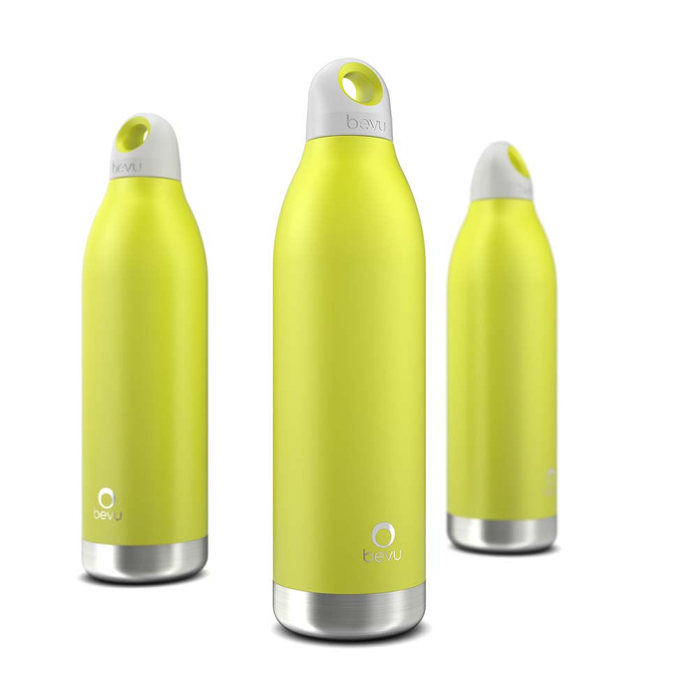 Bevu® Insulated Bottle Lemon
