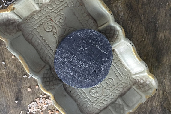 Organic Activated Charcoal Face Soap