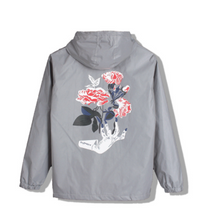 Load image into Gallery viewer, COMPAKT Streetwear Jacket (Flower)