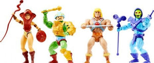 Masters of the Universe Origins Wave1 (14 cm), Sortiment 4 fach sortiert - Vorbestellung