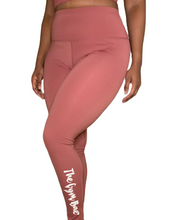 Load image into Gallery viewer, The Gym Bae Athletic Set Mauve