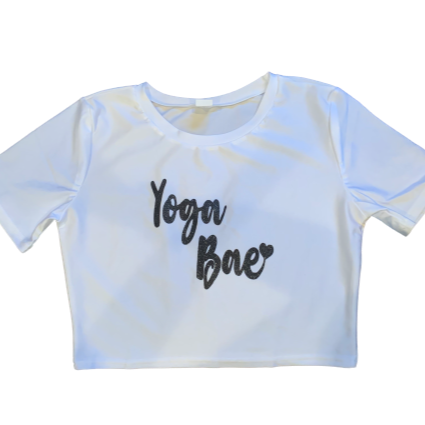 The Gym Bae Crop Top