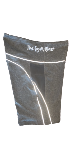The Gym Bae Reflective Shorts