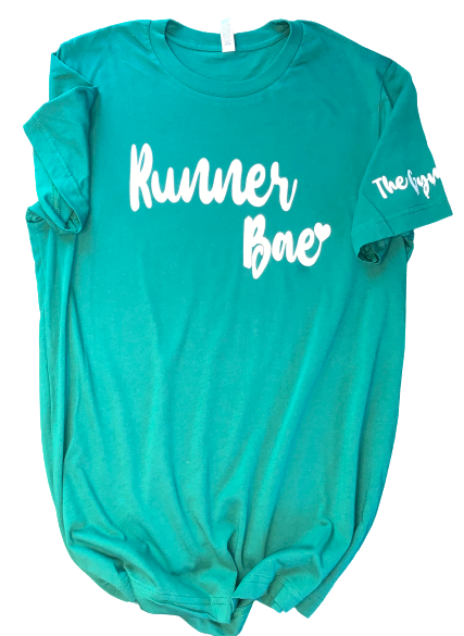 Runner  Bae T-shirt