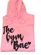 Load image into Gallery viewer, The Gym Bae Logo Hoodie
