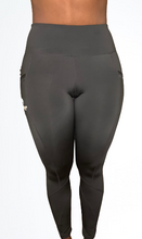 Load image into Gallery viewer, The Gym Bae Fleece Lined Leggings