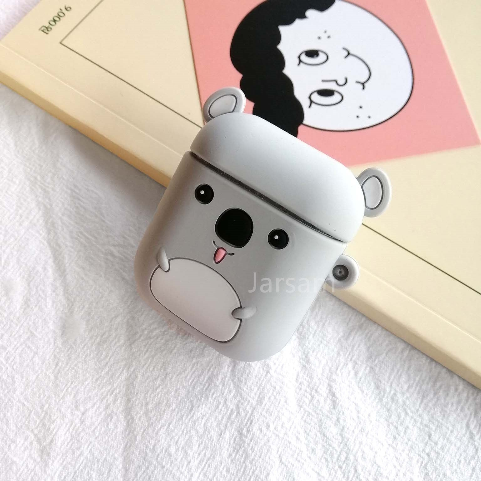 TOM BLUE - Cartoon Airpods Case