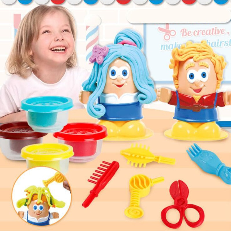 TOM BLUE™ - Kapper Play Dough