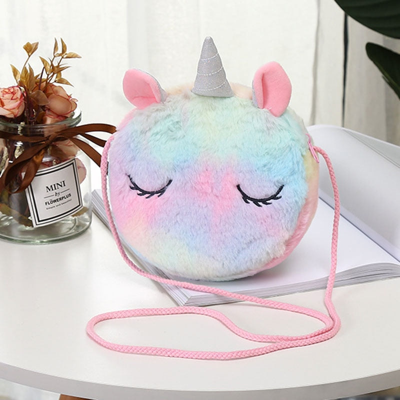 Cute Purse | Unicorn Handtasje