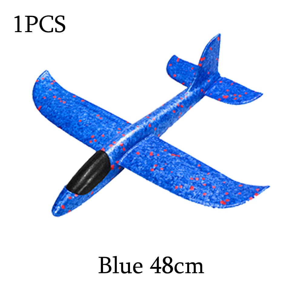 Tom Blue | Foam Gliders