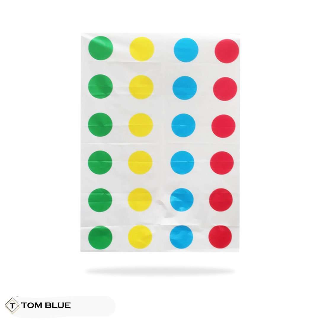 TOM BLUE™ - Twister