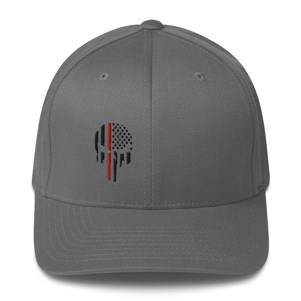 Red Line Punisher Twill Cap
