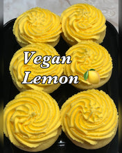 Load image into Gallery viewer, Vegan Cupcakes