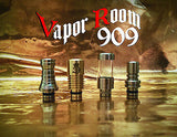 Drip Tips Stainless, Brass, Pyrex Standard 510 You Pick