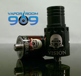Double Vision RDA Atomizer By Compvape Authentic