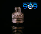 Deadmodz 26650 RBA/RDA Pyrex Glass Rebuildable Atomizer Clear Authentic