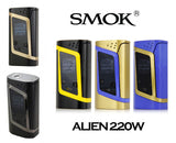 Smok Alien 220W Mod Custom Colors - Authentic