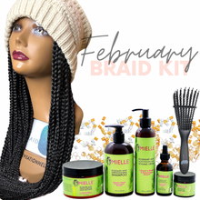 Load image into Gallery viewer, February Braid Kit (one time)