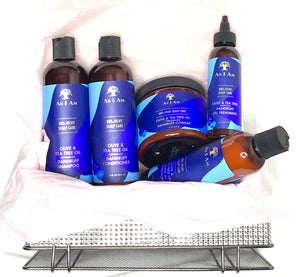 AS I AM Dry & Itchy Scalp Care Collection