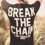 Load image into Gallery viewer, Convicted - Break the Chain - T-Shirt