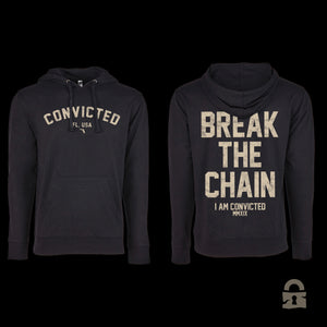 Convicted - Break the Chain - Hoodie