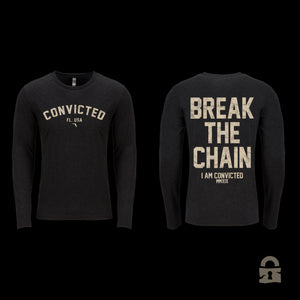 Convicted - Break the Chain - Long Sleeve