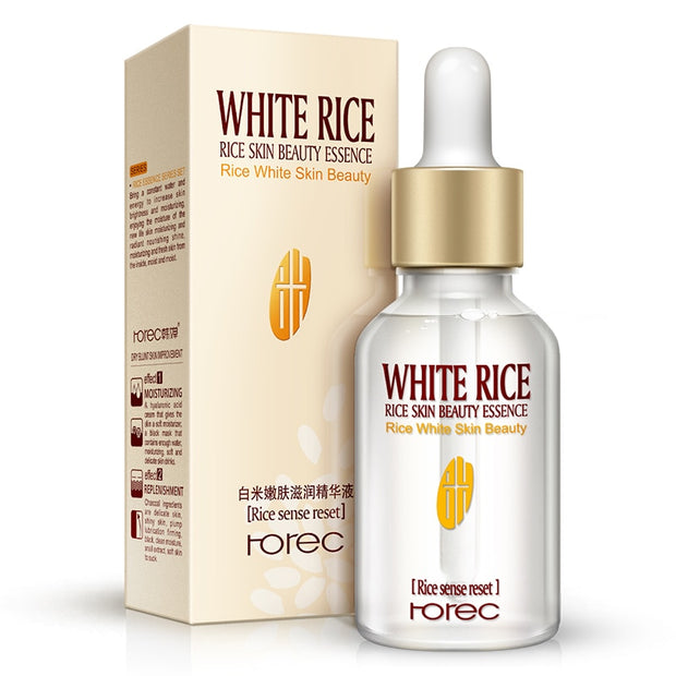 White Rice Serum