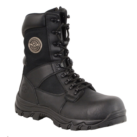 a8d82b683e6 Milwaukee Boots Men s Leather Tactical Boot w  Composite Toe