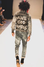 Load image into Gallery viewer, Make God Famous Jacket