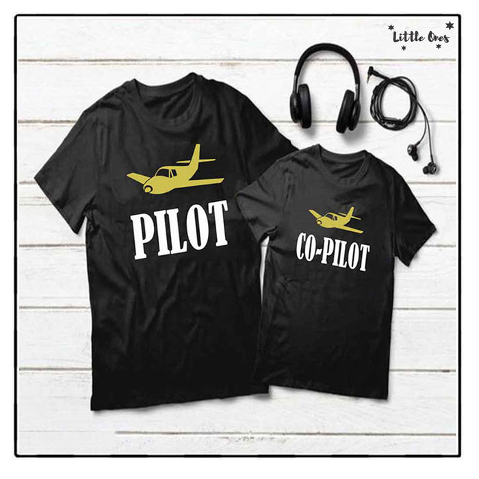 Pilots Bundle Tshirts Pack
