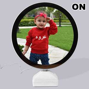 Customized LED Magic Mirror (Round)