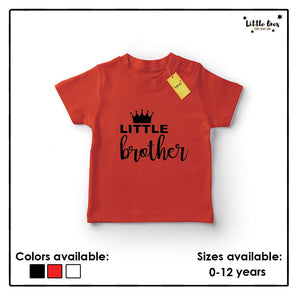 Little Brother Tshirt