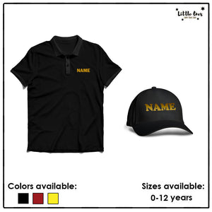 Polo & Cap bundle deal
