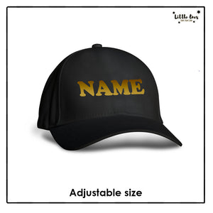 Kids Name Cap