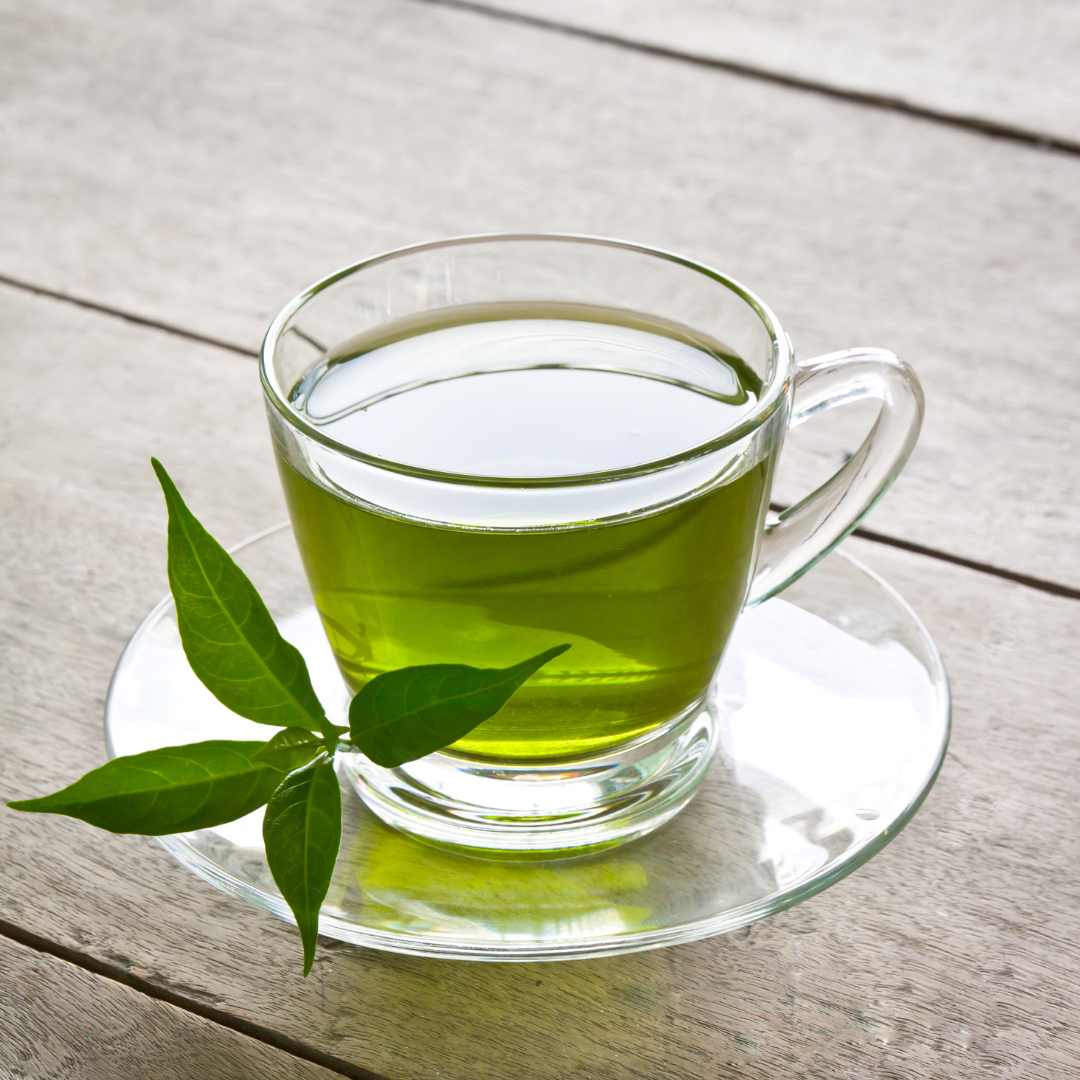 Our guide to green tea