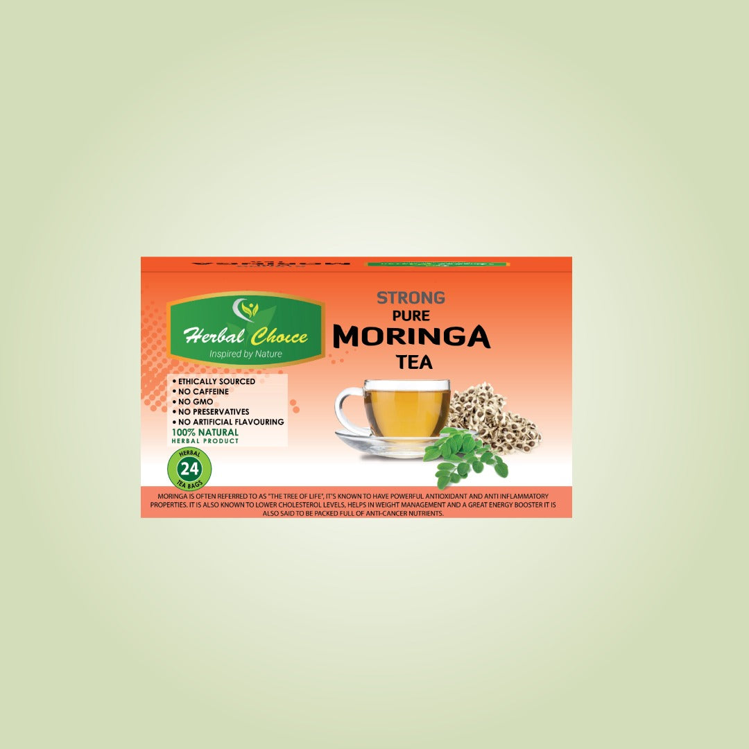 Strong Pure Moringa Tea-Crownherbalproducts