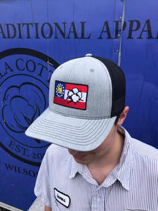 Georgia State Cotton Flag Hat