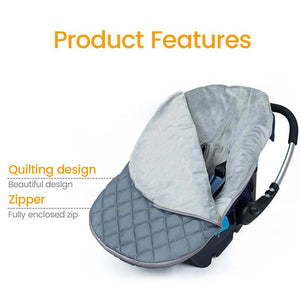 Infant Car Seat Footmuff