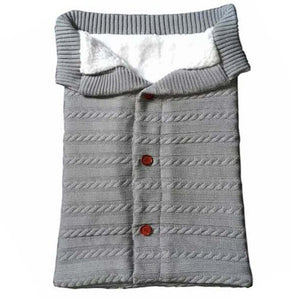 Multifunctional Knitted Sleeping Bag