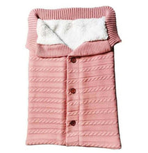 Load image into Gallery viewer, Multifunctional Knitted Sleeping Bag