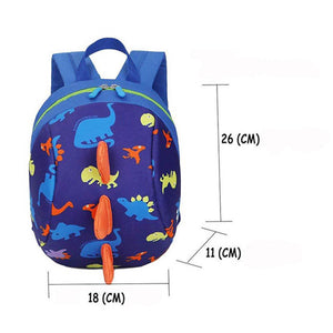 Dinosaur Harness Mini Backpack