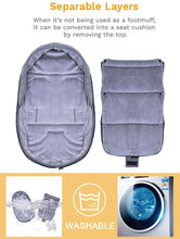 Load image into Gallery viewer, Universal Waterproof Stroller Footmuff