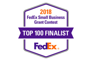 Top 100 Finalists Fed Ex Small Business 2018