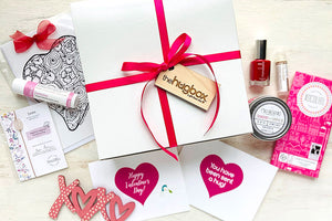 Valentine's Day Hug Boxes