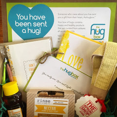 The hug box gift