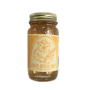 Ginger Honey made in Georgia